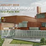 5 juillet : réunion publique sur le projet du Syctom à Ivry-Paris XIII